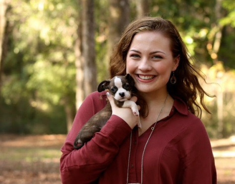 tori-and-pup